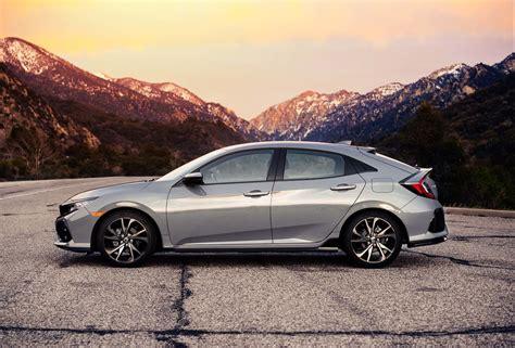 Honda Civic Sport 0 60 by 2017 Honda Civic Hatchback Sport Test Motor Trend