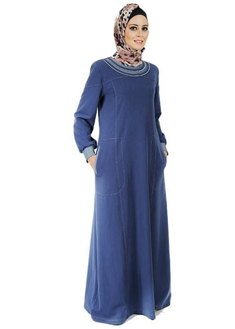 Jilbab Pricilla Xl Blue sproty jilbab 11 e