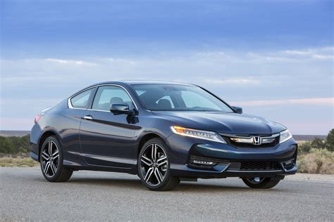 honda accord coupe car cover facelifted 2016 honda accord coupe breaks cover 57 photos