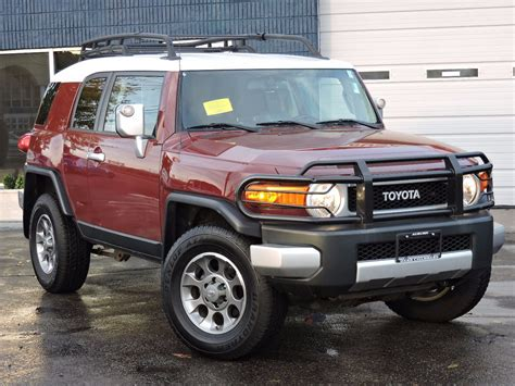 toyota fj used 2011 toyota fj cruiser se at auto house usa saugus