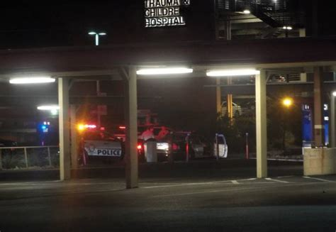 charleston emergency room 1 dead in officer involved shooting at las vegas hospital las vegas review journal