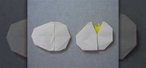 How To Make Origami Easter Eggs - easy origami easter egg how to origami an easter hatching
