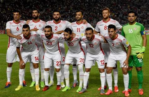 tunisia target knockout stage in russia 2018 world cup