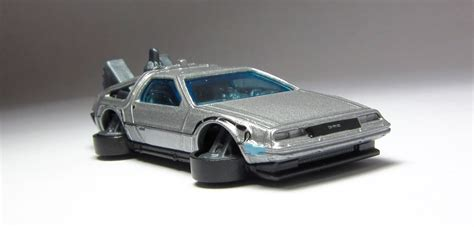 Wheels Hotwheels Time Machine Hover Mode image gallery delorean hover