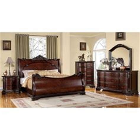 bedroom furniture trinidad shop for a cindy crawford home trinidad 6 pc king canopy