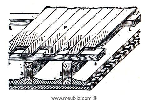 terrasse definition d 233 finition d une lambourde