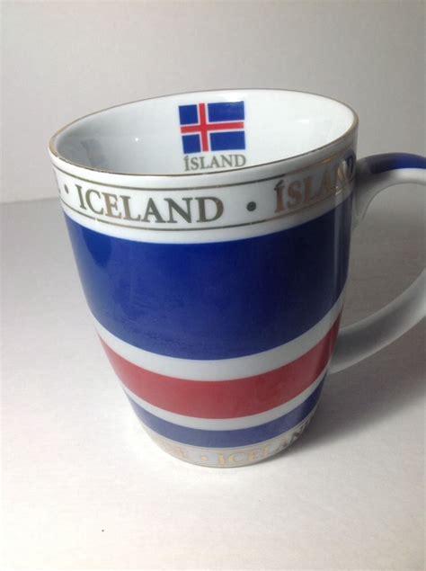 Mug Batik Parang Mug Souvenir iceland souvenir island flag coffee cup mug porcelain drifa eht iceland ebay