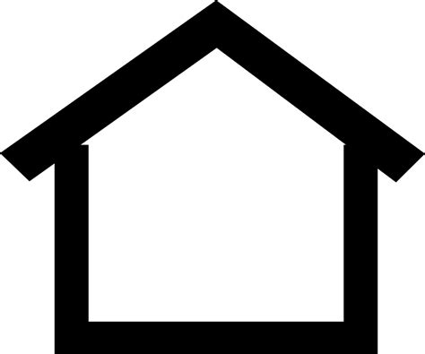 house svg png icon