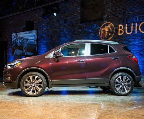 New Awd Vehicles by 2018 Buick Encore Awd Review Auto Car Update