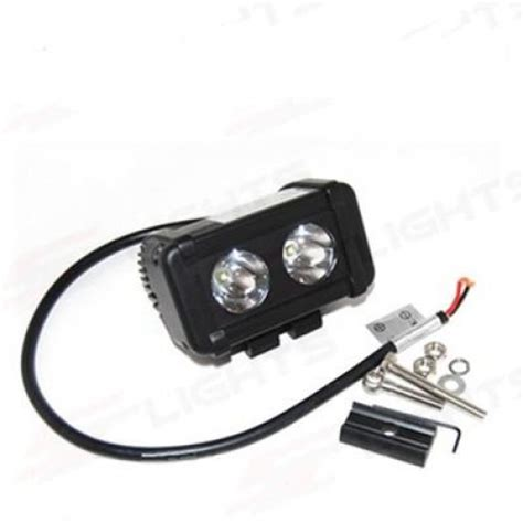 Lu Led Cree 20 Watt 20watt Cree Led Auxiliary Offroad Driving Light Bar Work L For Quads Atv Motocycle 4x4 12v