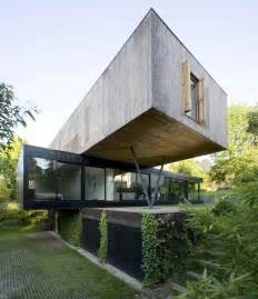 housing design contemporary cantilever house design by paris architects