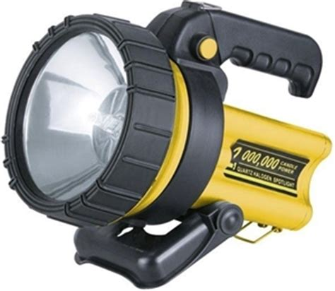 rechargeable torch spot light bright h3 halogen
