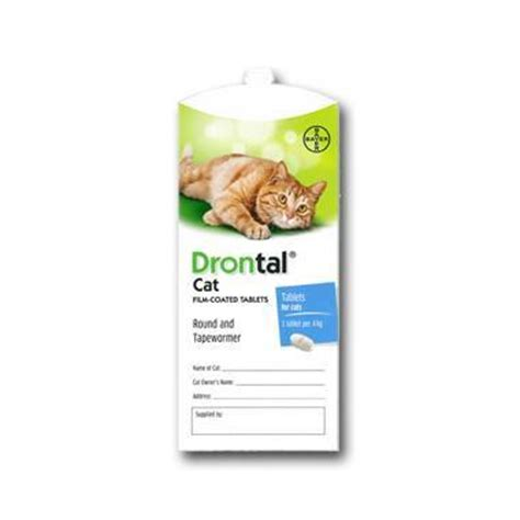Drontal For cat wormer save up to 61