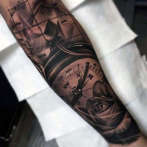 quarter sleeve tattoo wrist 75 nice tattoos for men masculine ink design ideas