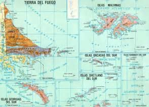 tierra fuego south america map maps tierra fuego maps