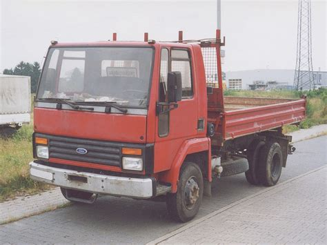 Ford Cargo by Ford Cargo Wikip 233 Dia