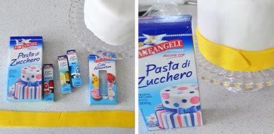 colla alimentare per pasta di zucchero ricetta cake per festeggiare le vacanze