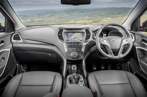 Hyundai Santa Fe Interior by Hyundai Santa Fe Design Styling Autocar