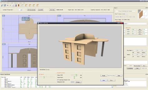 software woodworking design most important features of a woodworking design software