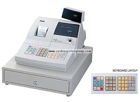 Sam4s Er 290 Cash Register Sam4s Sps 530 Keyboard Template