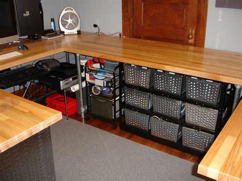 Wrap Around Desk by Information Systems Wrap Around Work Station Desk Week