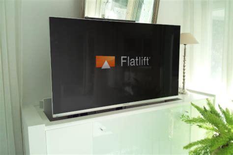 Fernseher Versenkbar by Tv Lift Und Beamer Lift Flatlift Gro 223 E Auswahl Jetzt