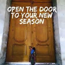 Walk Right Through The Door by Walking Through Doors That He Opens A Safe Harbor Is Jesus