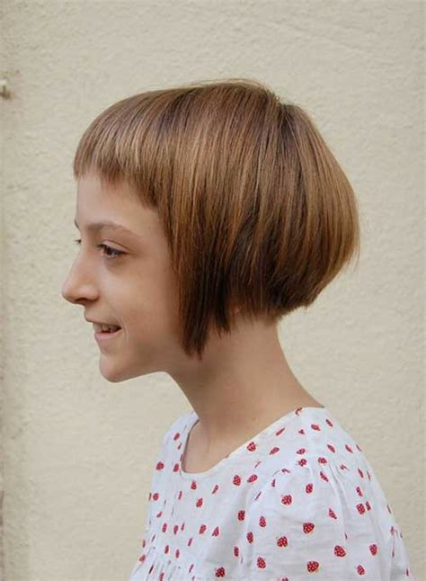 cute graduated bob haircut for girls short hairstyles 20 bob hairstyles for girls bob hairstyles 2017 short
