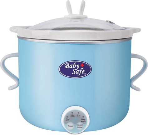 digital cooker baby safe