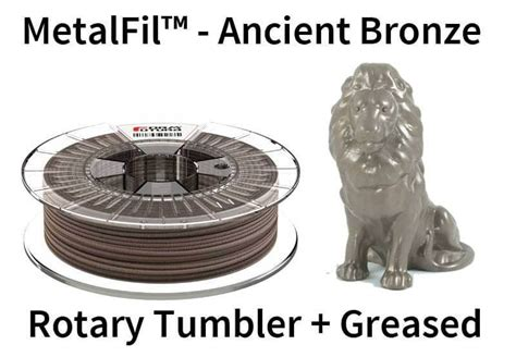 Metall Filament Polieren by Formfutura Metall Filament Kaufen Bronze 1 75 Mm