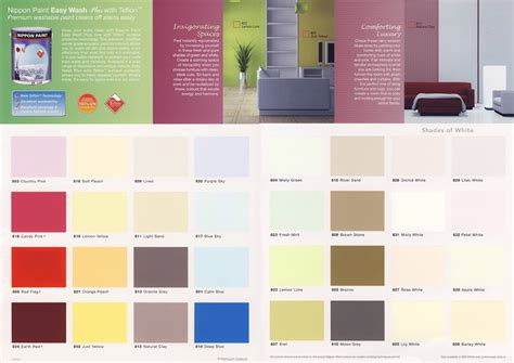 dulux pentalite shades of