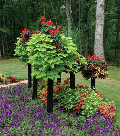 outdoor garden decor border column photo gallery