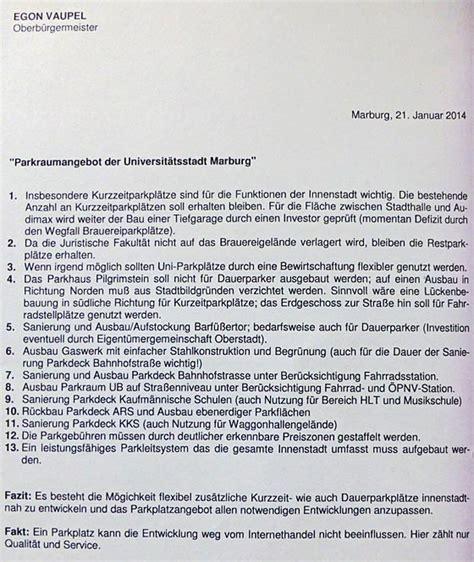 Antrag Briefwahl Marburg Das Marburger Magazin 187 Verkehrsthemen Dominieren Stadtpolitik Im Stadtparlament Sind