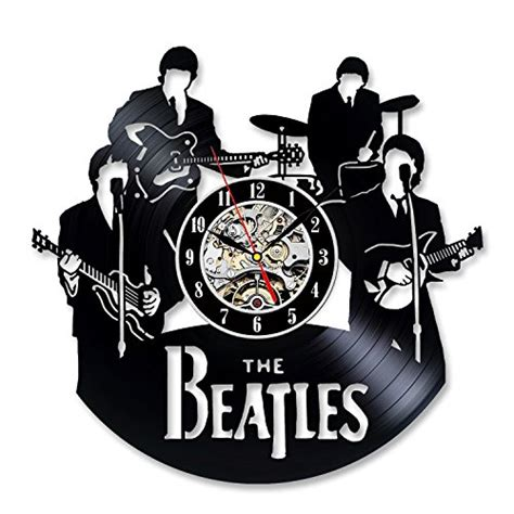 beatles drum clock beats passing time when watching it on