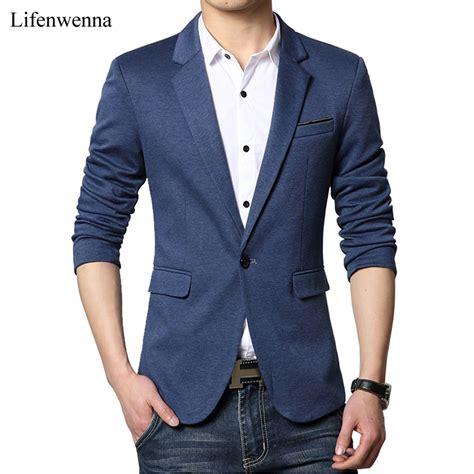 Blazer Jaket Fashion Pria Murah sale 2017 new fashion mens casual blazer single button dress blazer jacket slim fit mens