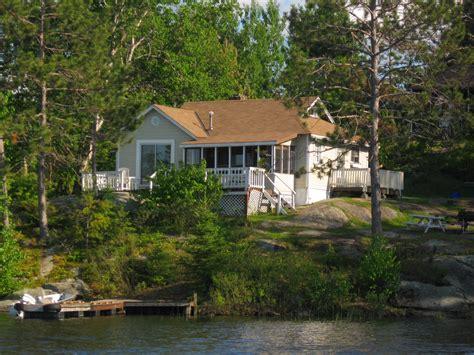 Cottage Lake Motors by Cottage 1 Tomraelodge Fishing And