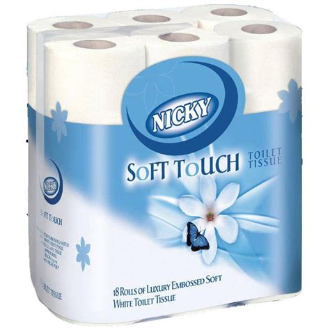 Toilet Paper Vat by Soft Toilet Roll Package 36 Each Staples 174