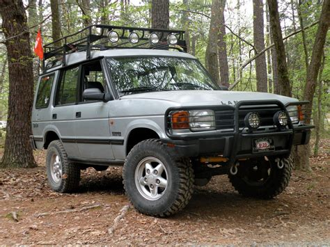 land rover old discovery land rover discovery 2 inch lift image 208
