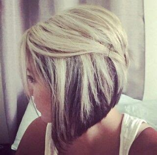 layered angled bob by gia platinum blonde by 25 best ideas about stacked angled bob on pinterest