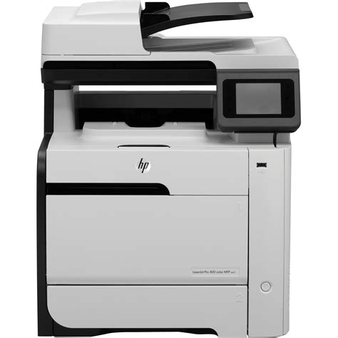 Printer Laserjet Color hp laserjet pro 400 m475dn network color all in one laser ce863a