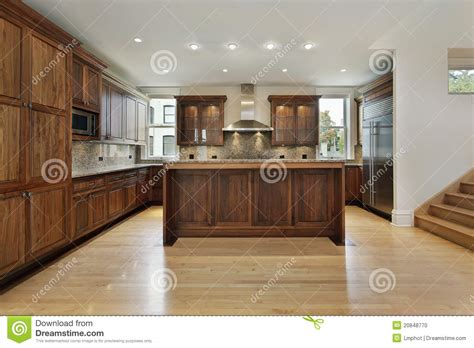new construction kitchen kitchen in new construction home stock photo image 20848770