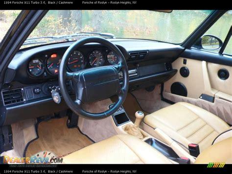 how to fix cars 1994 porsche 911 interior lighting cashmere interior 1994 porsche 911 turbo 3 6 photo 14 dealerrevs com
