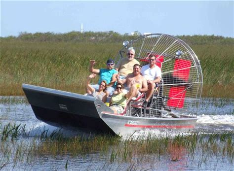 everglades fan boat tour vacations thinglink