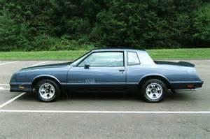 1984 Chevrolet Monte Carlo Ss 1984 Chevrolet Monte Carlo Ss 2 Door Hardtop 44805