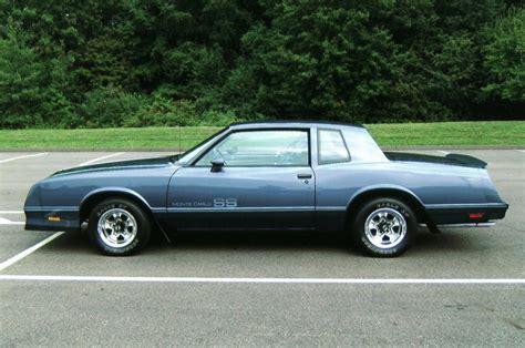 84 Monte Carlo Ss Interior 1984 Chevrolet Monte Carlo Ss 2 Door Hardtop 44805