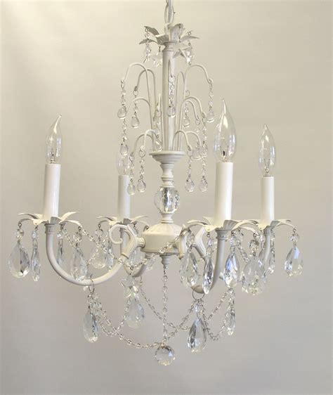 Shabby Chic Chandelier I Lite 4 U Shabby Chic Style Mini Chandeliers Lighting