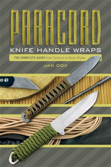 paracord knife handle wraps the complete guide from