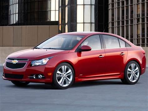 2013 chevrolet cruze pricing ratings reviews kelley blue book