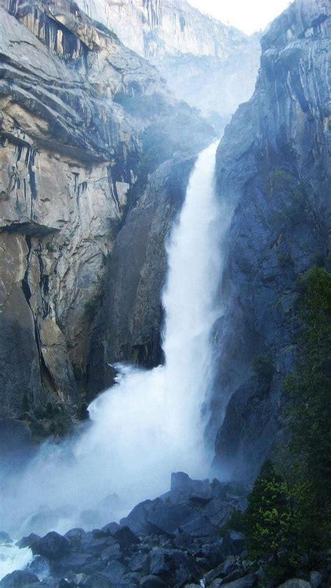 yosemite wallpaper hd iphone 6 yosemite waterfall iphone 5 hd backgrounds スマホ壁紙 iphone