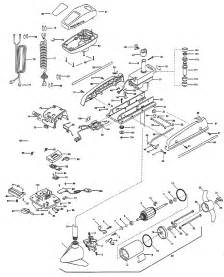 minn kota powerdrive 765 mxt parts 1999 from fish307